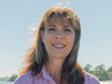 Profile photo of Fran Goodwin